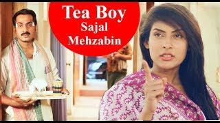 Tea Boy | টি- বয় | Eid Natok | Sajal | Mehzabin | Bangla New Natok | Bangla Drama |