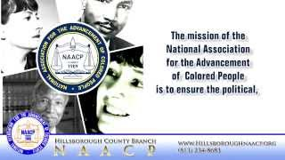 HCB NAACP | 813-234-8683 | MISSION & VISION