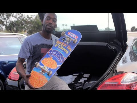 My Ride Stevie Williams - TransWorld SKATEboarding