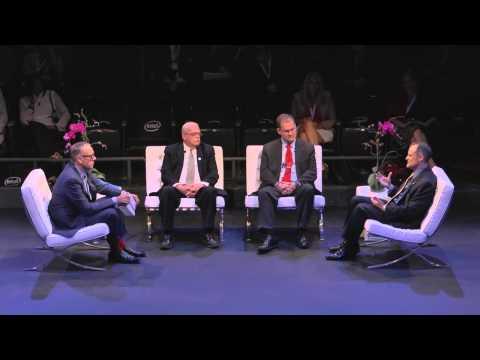 Cyber Leadership Panel - FedTalks 2013