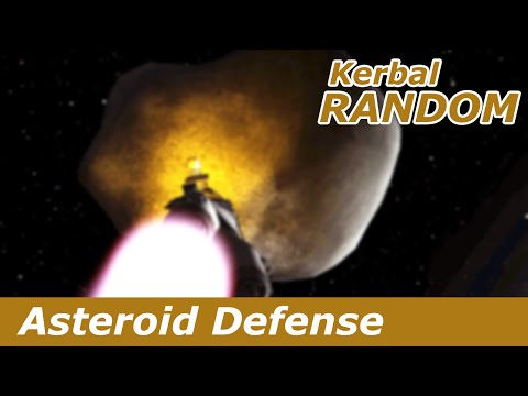 Asteroid Redirect in KSP