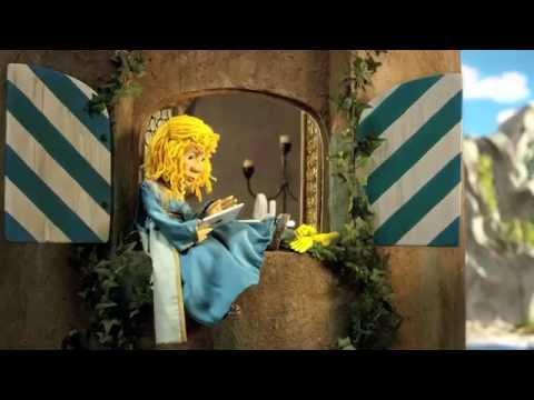 Nicht als Minijobberin angemeldet: Rapunzel quittiert den Putzdienst / Die neuen märchenhaften Spots der Minijob-Zentrale und der Augsburger Puppenkiste sind ab 13. April im TV zu sehen