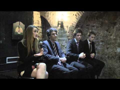 Sponsorship & Liaison Officer Hustings 2013 - University College JCR, Durham