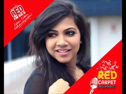 Madonna Sebastian in 'Red FM Red Carpet' with RJ Mathukkutty | Full Show