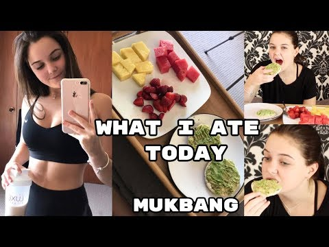 What I Eat In A Day | Mukbang