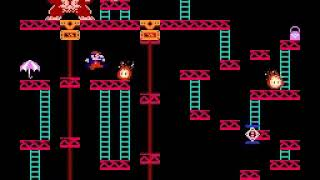 TAS Donkey Kong NES in 1:29 By Shaun Moore