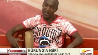 Rikiratha: Kurung'a igiri na James Kangethe uria uikaine ta Bonoko