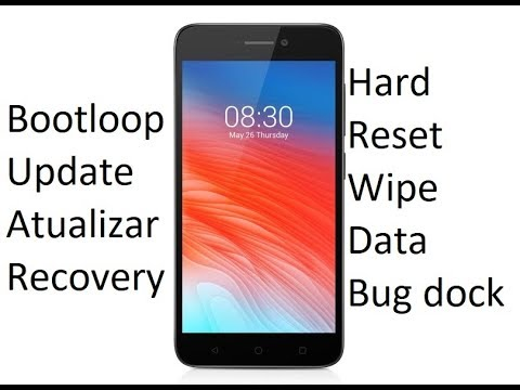 Como resolver problema bootloop Neffos Y5 TP802A | Hard Reset | Recovery Mode | Wipe Data | PT-BR