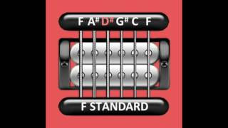 Perfect Guitar Tuner (F Standard)