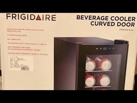 Product Review Frigidaire Mini Fridge