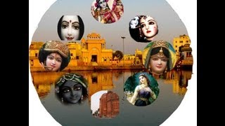 Jay Radhe jay Krishna jay Vrindavan