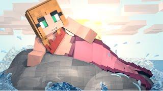 Minecraft | HOW TO BECOME A MERMAID MOD Showcase! (Minecraft Mermaid Mod)