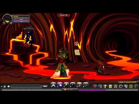 AQW: How To Get The Fists Of Fire [Member]