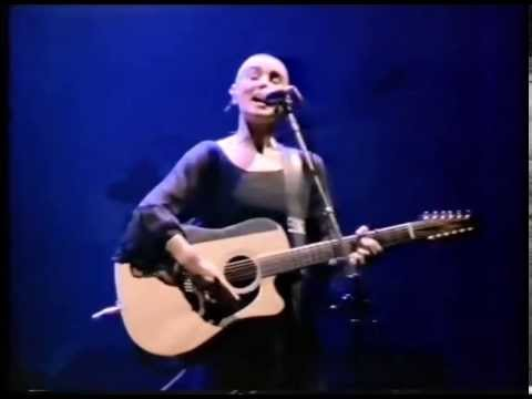 Year of the Horse - Sinead O'Connor, Full Concert (VHS)