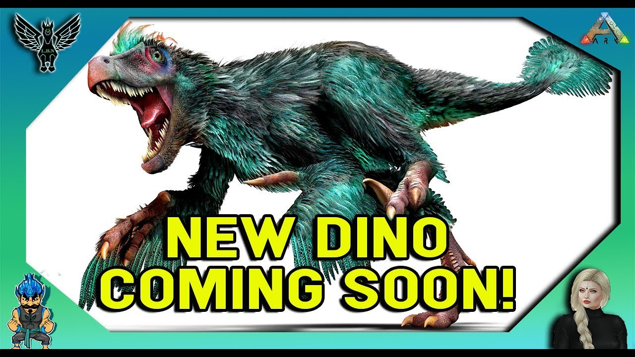 Screen Junkies News Ark New Dino Coming Velonasaur Resampled From The Velociraptor Lucky By Nature Survival evolved extinction / today we're going to be learning how to tame the velonasaur, best practices, and additional tips! screen junkies news ark new dino