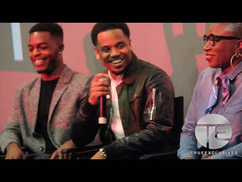 #FunnyMoment: 'God' Interrupts Tristan Mack Wilds During Q&A