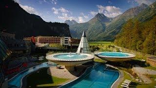 AQUA DOME - Tirol Therme Längenfeld (2010)