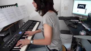 Metallica - Astronomy - piano cover [HD]