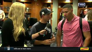 Gary Sanchez on defeating the Twins in Wild Card round