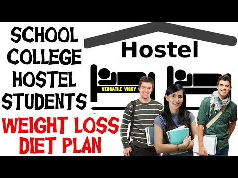 Hostel Diet Plan