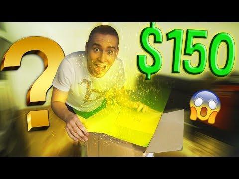 150$ MISTERIOZNA KUTIJA