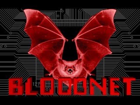 Luv 2 Gam3: Bad @ Gaming! Bloodnet: A Cyberpunk Gothic (1993) - MicroProse - DosBox |