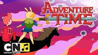 - Время приключений  Свидание Гамбола  Cartoon Network