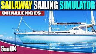 Sailaway the Sailing Simulator - (Challenge) Controlling Your Sheet