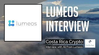 Interview with Ali From Lumeos - Monetize your information.  Social media sites already are...