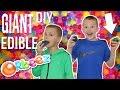 ORBEEZ Crush -- GIANT Edible Orbeez Challenge video & mp3