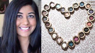 NEW Milani Bella Eyes Eyeshadows: Review & Swatches!