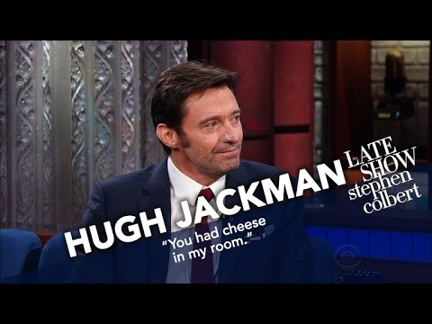 Hugh Jackman's ThreeMonth Prep For A Shirtless