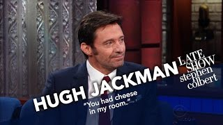 Download Hugh Jackman's Three-Month Prep For A Shirtless Scene Mp3 and Videos