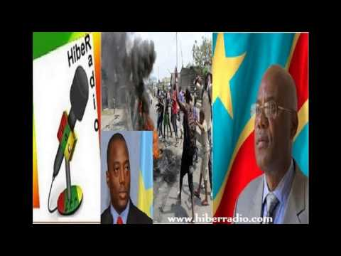 Hiber radio on Dr Congo  Investor Emmanuel weyi and upcoming presidential election Mar,2016