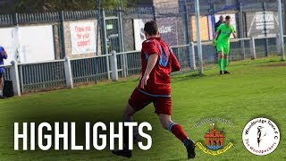 Thetford Town 1-4 Woodbridge Town (HIGHLIGHTS)