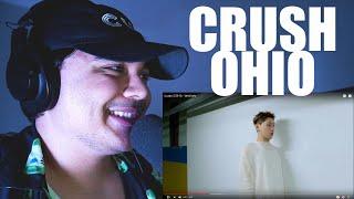 One of my Favorite singers  |Crush (크러쉬) - 'OHIO' MV Reaction