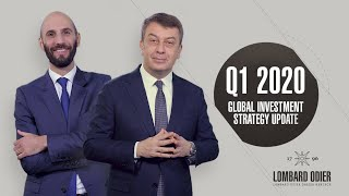 Global Investment Strategy Q1 2020: Is the world economy on the mend?