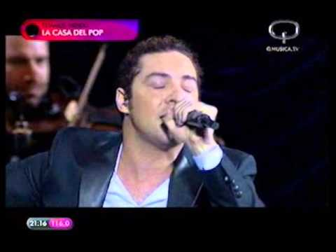 DAVID BISBAL HASTA EL FINAL  Argentina 2013