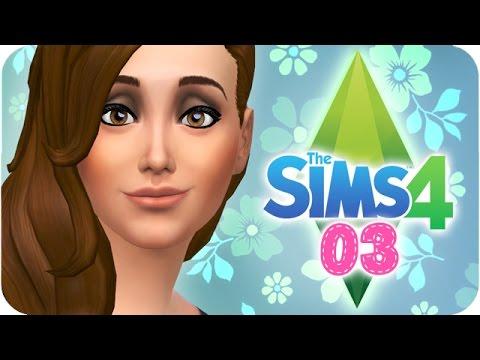 DIE SIMS 4 ♥ [Facecam] #03 Wunschdenken [HD] Let's Play Sims 4 - Livestream vom 04. Sep - 동영상