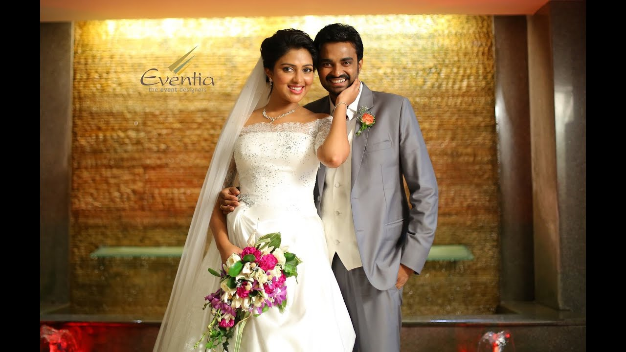 Amala Paul And Al Vijay Wedding Promo Eventia Events Hily Ever After You