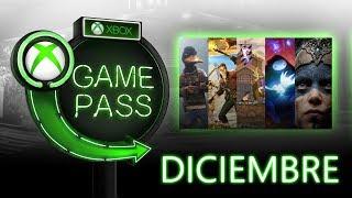 Xbox Game Pass: Juegos de diciembre 2018