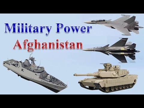 Afghanistan Military Power 2017