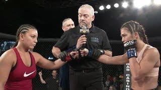 Kristi Garr vs. Meaghan Penning - [Amateur Fight] - (2018.10.13) - /r/WMMA