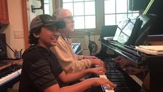 Bob James and Justin-Lee Schultz