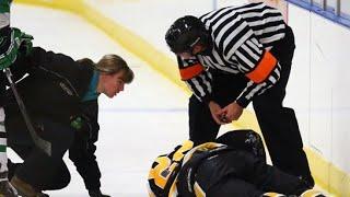 Minor/Highschool Hockey Knockout Hits