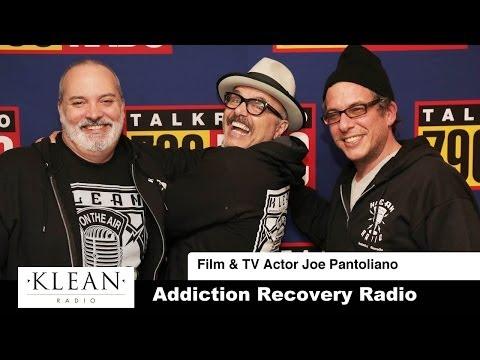 KLEAN Radio  Actor Joe Pantoliano 03.02.2014