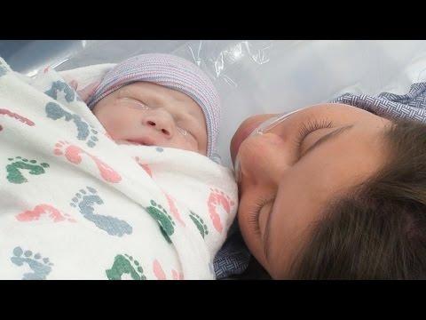 EMOTIONAL C SECTION BIRTH VIDEO || WILLIAM ALLEN DYCHES