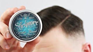 Stickmore Hair Co. Water Based - recenzja pomady wodnej thumbnail