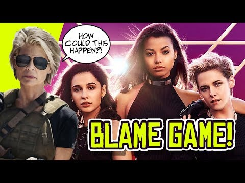 Charlie's Angels And Dark Fate BOMBED! Hollywood Can't Understand WHY!