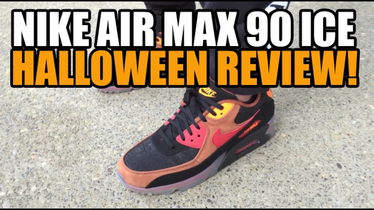 air max 90 ice qs halloween